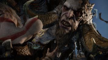 Могучие тролли в очередном трейлере God of War