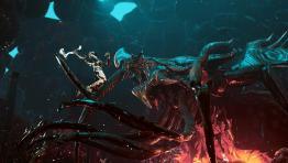 Разработчики Dolmen показали, как создавался первый босс игры
