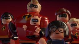 Дебютный геймплейный трейлер LEGO The Incredibles