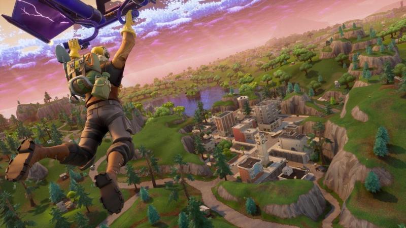 Разработчики Fortnite: Battle Royale не спешат с новыми картами для игры