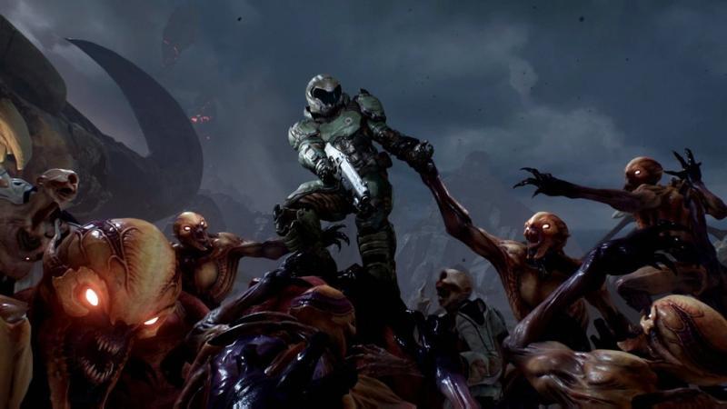 Universal Studios рабтает над новой экранизацией Doom