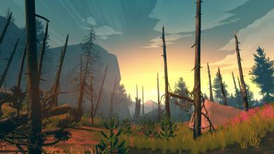 Valve приобрела разработчиков адвенчуры Firewatch