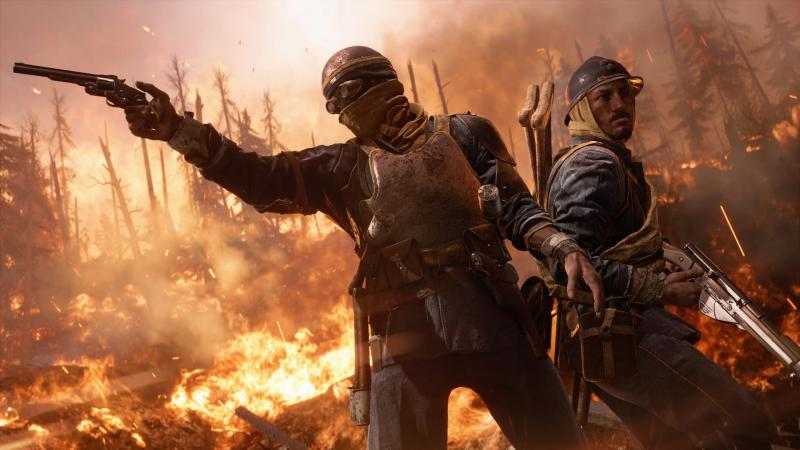 Игроков Battlefield 1 ждет новое оружие