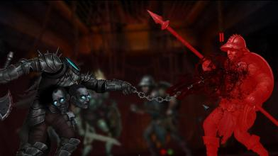 Ролевая стратегия Iratus: Lord of the Dead, вдохновленная Darkest Dungeon, выходит на Kickstarter в мае