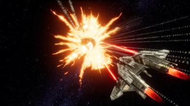 Космический экшен Solar Warden вышел на Kickstarter