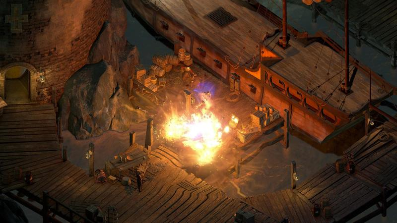 Obsidian поделилась пострелизными планами на поддержку Pillars of Eternity 2