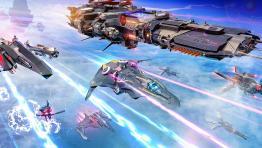 В Star Conflict завершено глобальное обновление космического флота