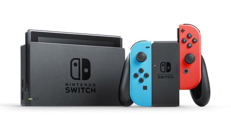 По всему миру продано более 17 миллионов консолей Nintendo Switch