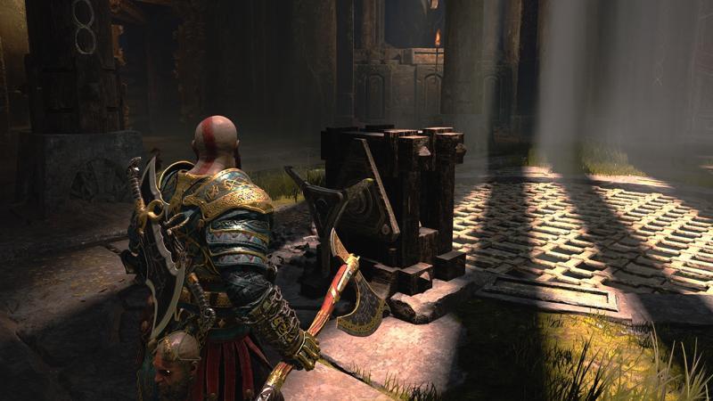 """В God of War нашлась отсылка к новым """"Мстителям"""""""