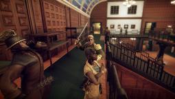 Мультиплеерный викторианский стелс-экшен Murderous Pursuits уже доступен на PC