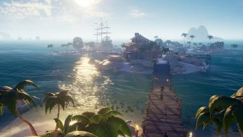 Новый трейлер Sea of Thieves посвящен поиску морских товарищей