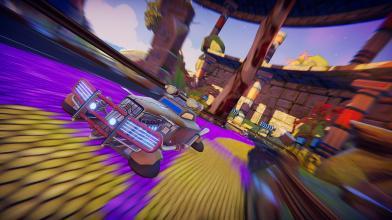 Разработчики аркадного рейсинга Trailblazers уточнили дату релиза игры на всех платформах