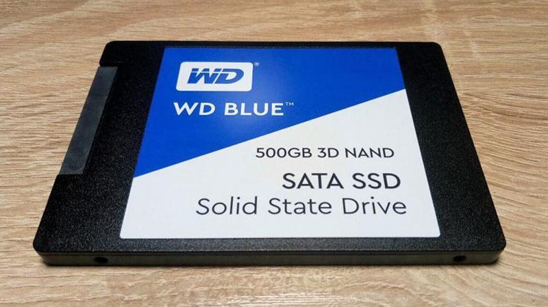 Доступно и очень быстро: обзор SSD-накопителя WD Blue 3D NAND