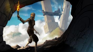 Через две недели Worlds Adrift выходит в раннем доступе Steam