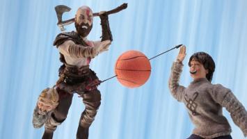 """Канал Adult Swim снял отличную рекламу God of War в анимационном стиле """"Робоцыпа"""""""