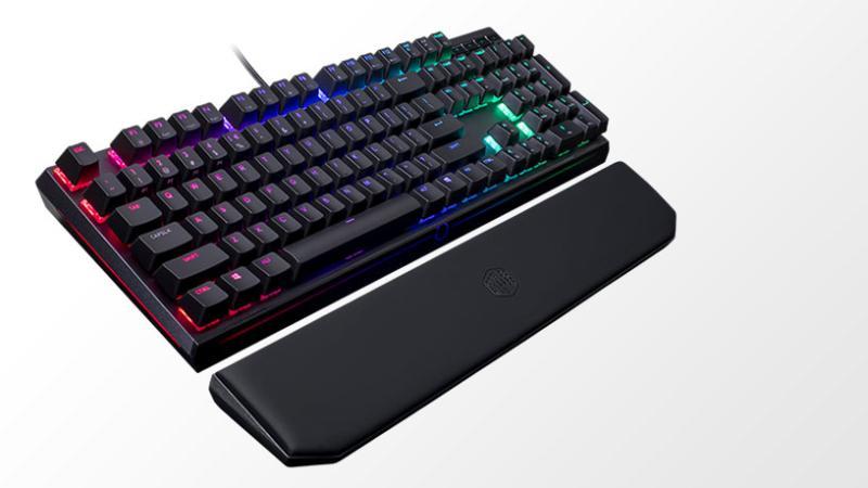 Пурпурный дождь. Обзор игровой клавиатуры Cooler Master MasterKeys MK750 RGB