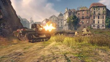 В Crossout стартовал ивент с танковыми сражениями