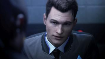ТВ-ролик Detroit: Become Human с андроидом Коннором