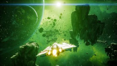 Дополнение Encounters для Everspace добралось до Xbox One