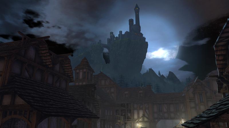 Анонсировано дополнение Neverwinter: Ravenloft в вампирском сеттинге