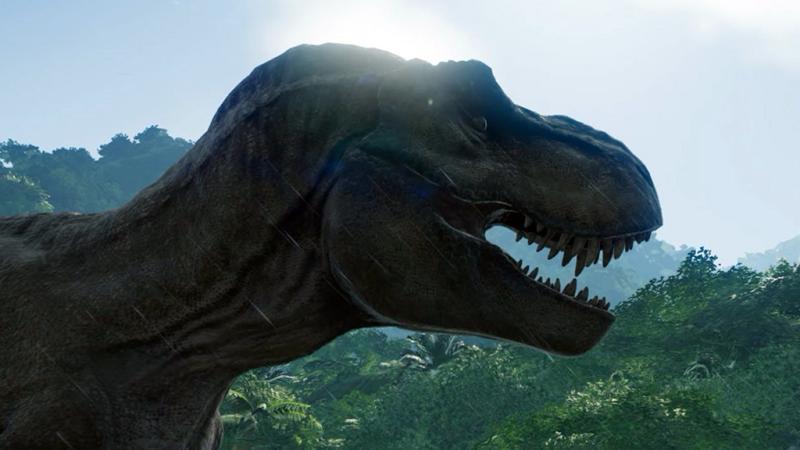 Новый обзорный ролик Jurassic World Evolution