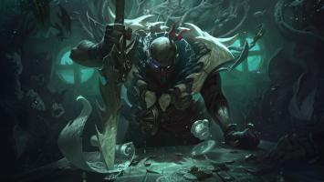 Объявлен новый герой League of Legends - Пайк, Потрошитель из Кровавой гавани