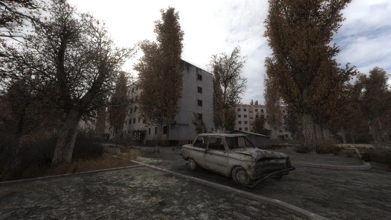 Новый графический мод для S.T.A.L.K.E.R.: Call of Pripyat работает на атмосферу игры