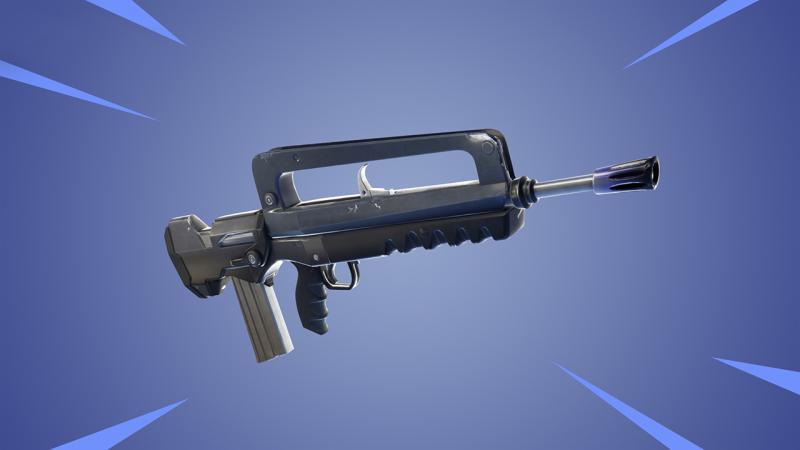 Fortnite: Battle Royale получила свежий апдейт с новым оружием