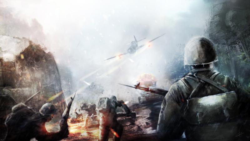 Новая Battlefield официально подтверждена как Battlefield V