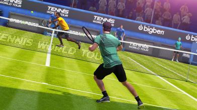 Релиз Tennis World Tour на PC отложен до июня