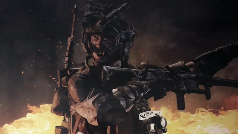 Через полчаса состоится полноценный анонс Call of Duty: Black Ops 4