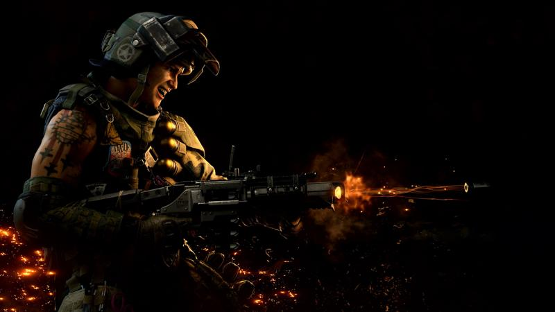 В PC-версии Call of Duty: Black Ops 4 не ограничена частота кадров и имеется поддержка 4K
