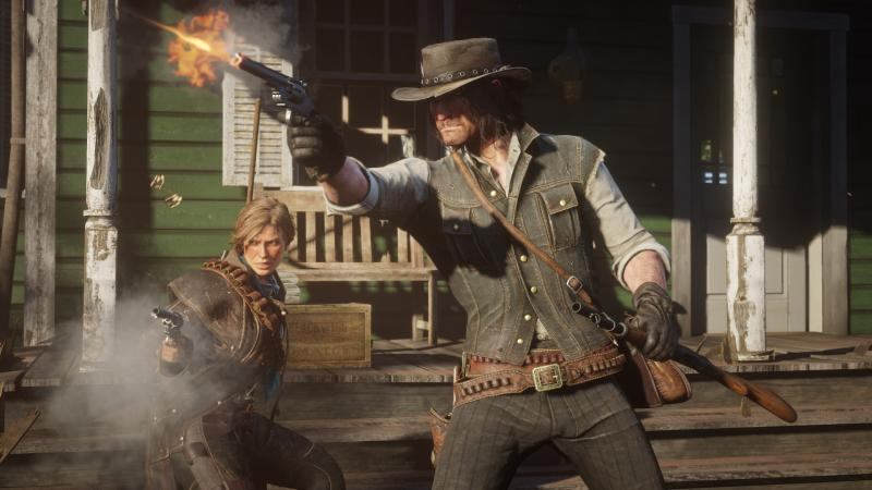 Take-Two польщена реакцией игроков на последний трейлер Red Dead Redemption 2