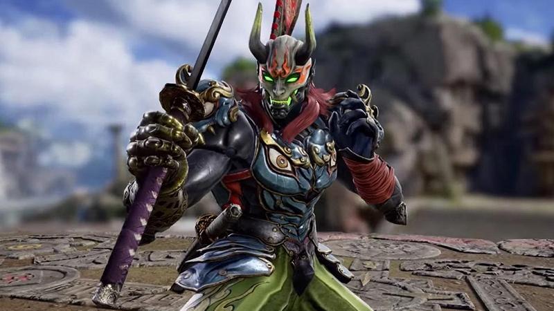 Появились подробности еще одного неанонсированного персонажа SoulCalibur 6