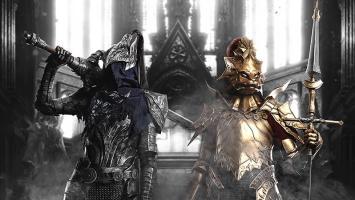 Шикарный косплей Dark Souls, ради которого можно умереть