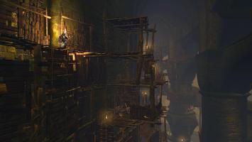 Чумной Город в очередном геймплейном ролике Dark Souls Remastered