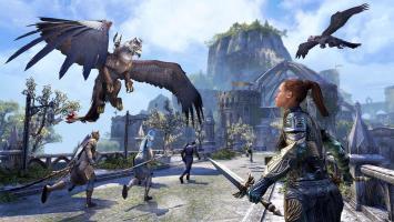 Начался ранний доступ к The Elder Scrolls Online: Summerset на PC