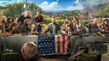 Far Cry 5 стала вторым крупнейшим релизом в истории Ubisoft