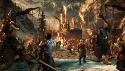 В Middle-earth: Shadow of War можно бесплатно сыграть на этих выходных