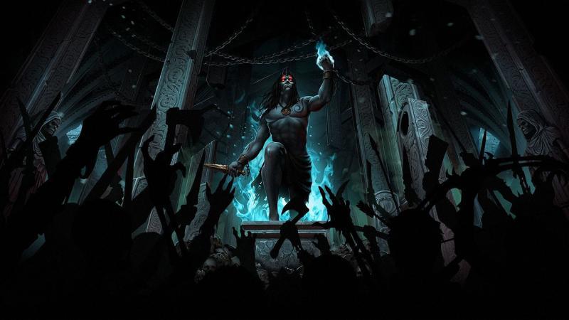 Ролевая стратегия Iratus: Lord of the Dead выходит на Kickstarter 22 мая