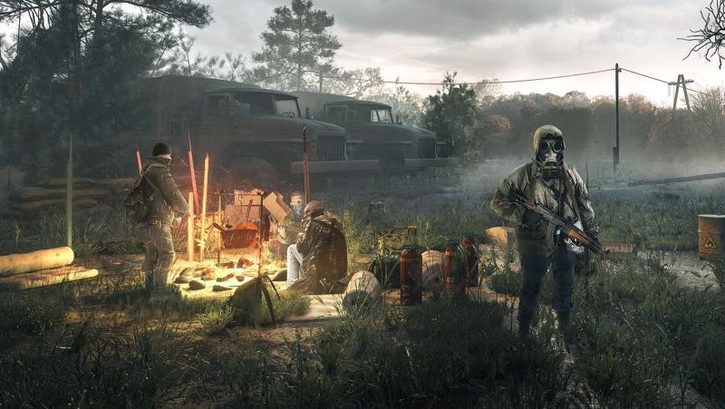 """Выживаем в тумане с """"Калашниковым"""" стрим: Next Day: Survival"""