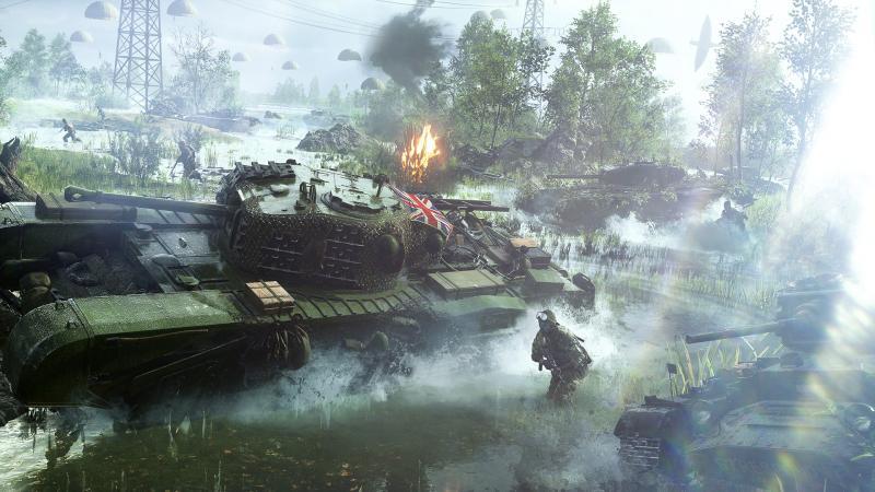 """Режим """"Операции"""" возвращается в Battlefield V в новом формате"""