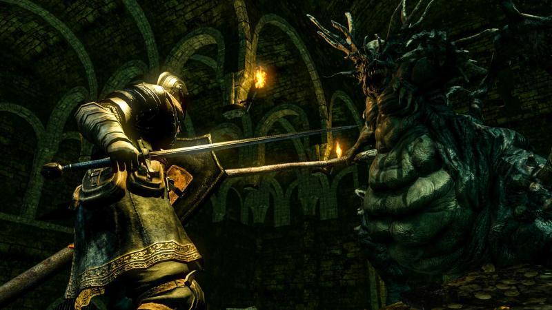 Dark Souls Remastered вышла в Steam на день раньше