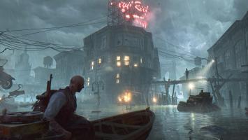 Мрачный тизер The Sinking City в преддверии E3 2018