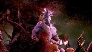 Фрактальный геймплей сурвайвал-хоррора Agony