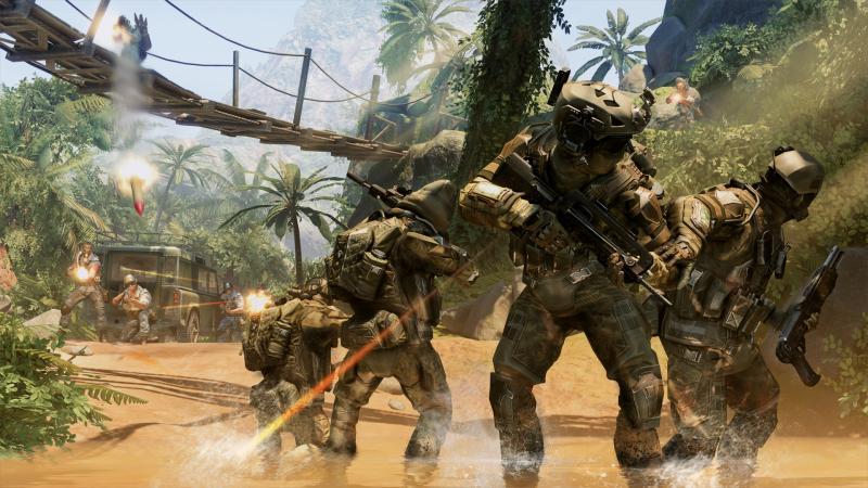 Шутер Warface от Crytek может выйти на PS4 и Xbox One