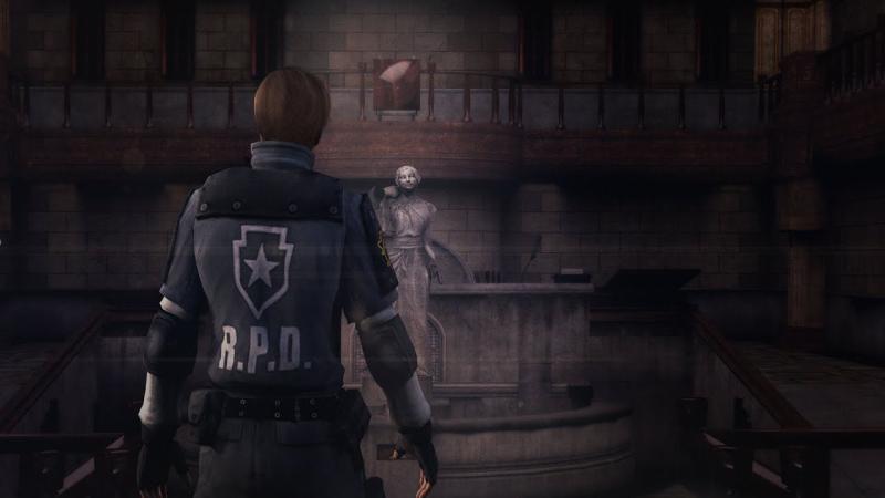 По слухам, ремейк Resident Evil 2 использует движок Resident Evil 7