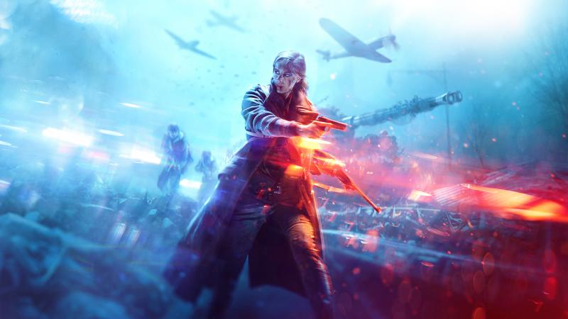 Женские персонажи Battlefield V никуда не исчезнут, несмотря на критику