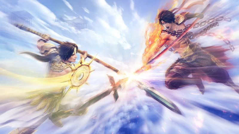 Первый геймплей Warriors Orochi 4 покажут в начале июня