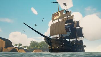 Первое контентное обновление для Sea of Thieves выходит уже завтра
